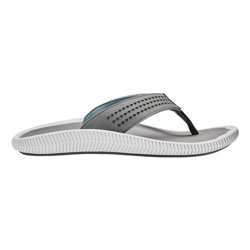 OluKai Men's Ulele Beach Sandals Ston.Ston_4q4q