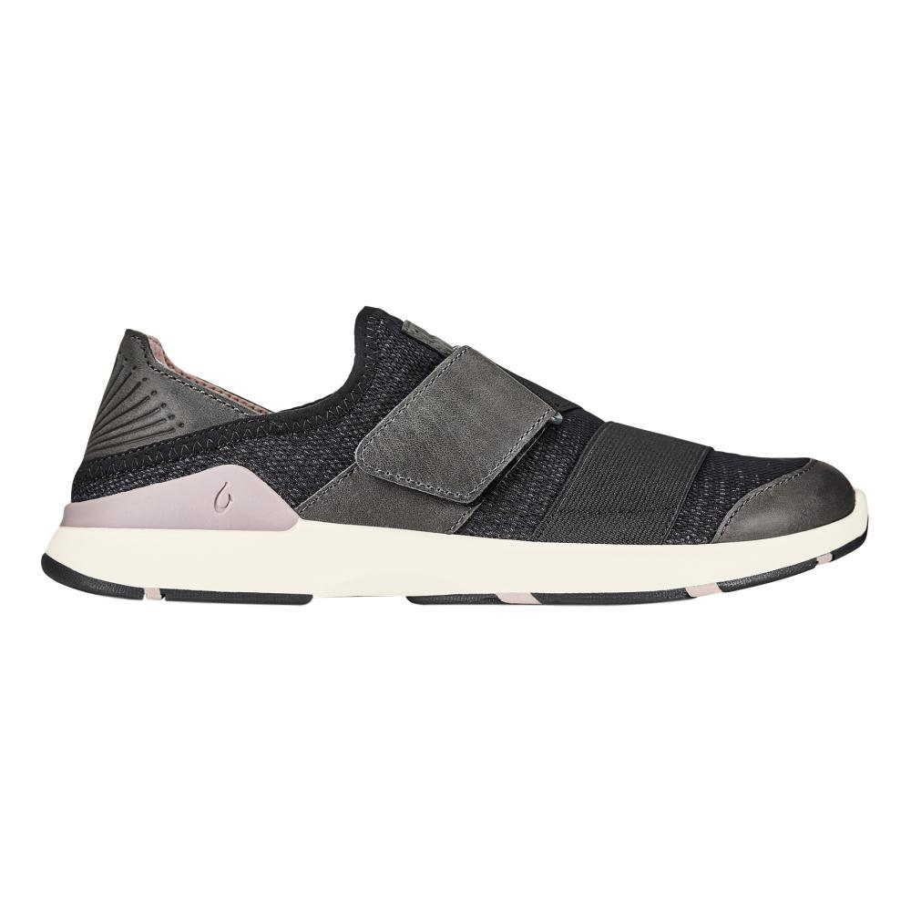 OluKai Women's Mikilua Kako'o Athletic Shoes BLK.BLK_4040