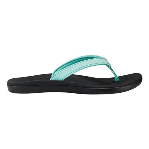 OluKai Kid's Ho'opio Beach Sandals Lagoon7540
