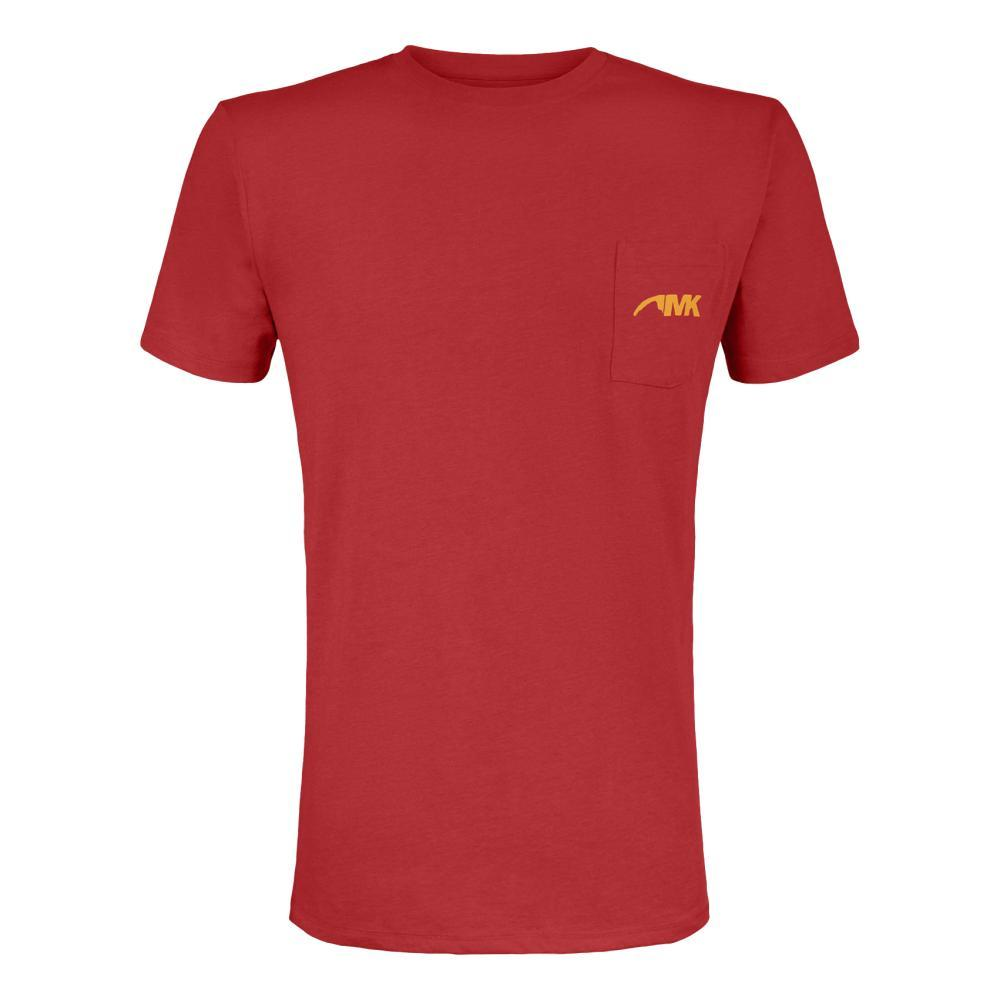Mountain Khakis Men's Pocket Logo T-Shirt REDHTH_A59