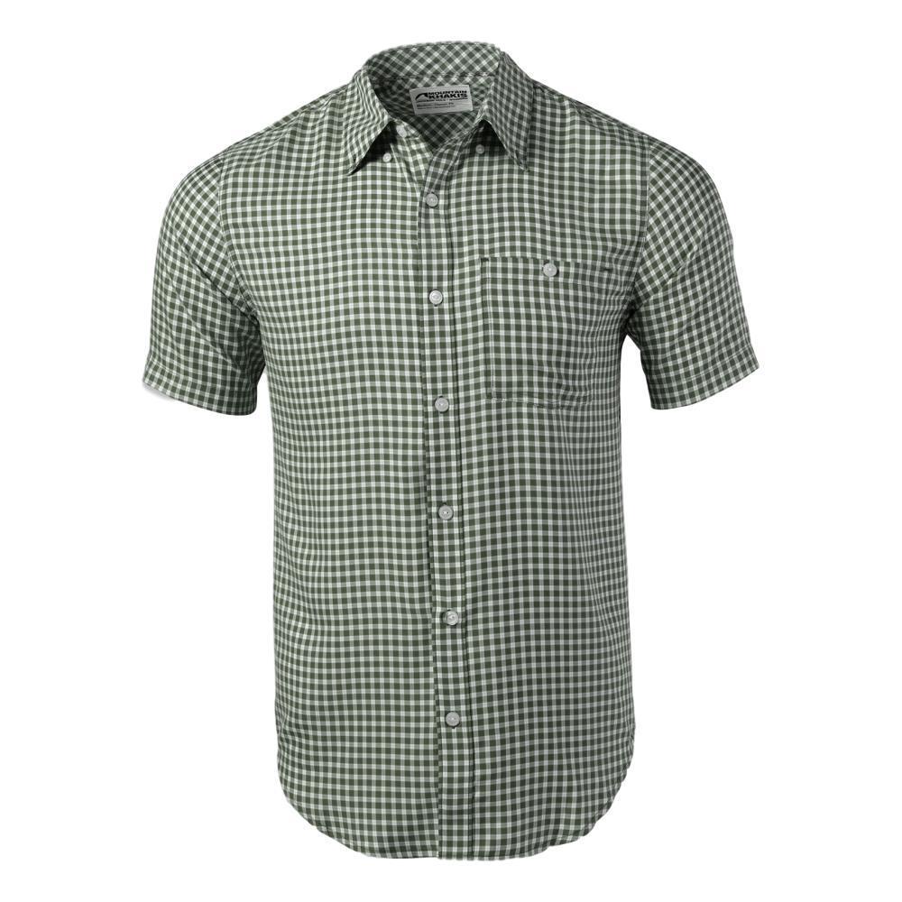 Mountain Khakis Men's Passport EC Short Sleeve Shirt KELP_582