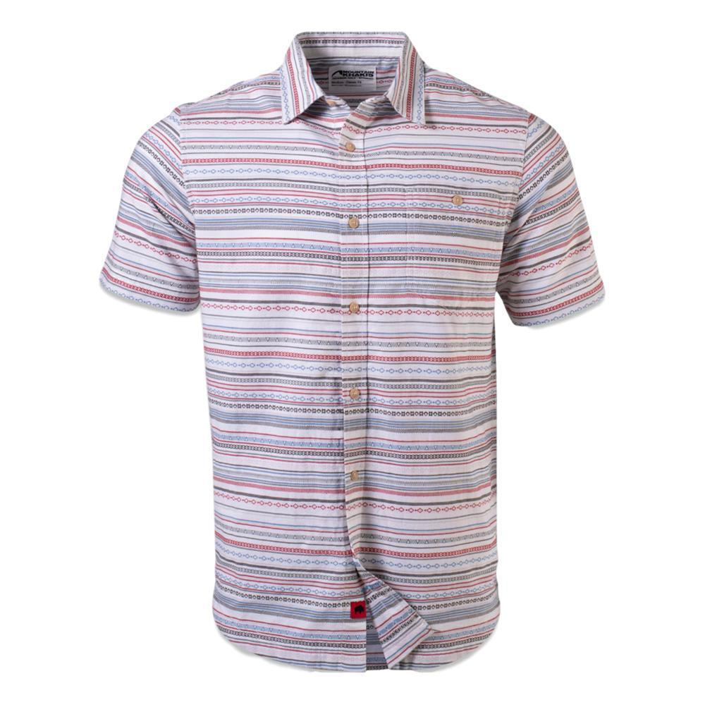 Mountain Khakis Men's Horizon Short Sleeve Shirt DOVE_992