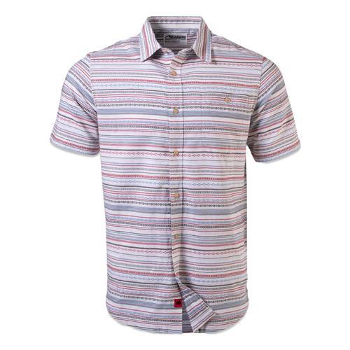 Mountain Khakis MenÕs Horizon Short Sleeve Shirt Dove_992