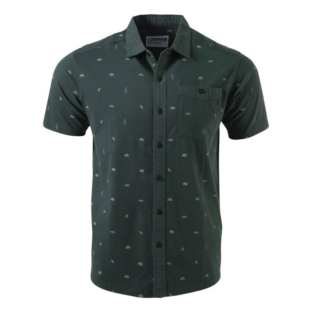 Mountain Khakis Men's YWS Short Sleeve Shirt KELP_582