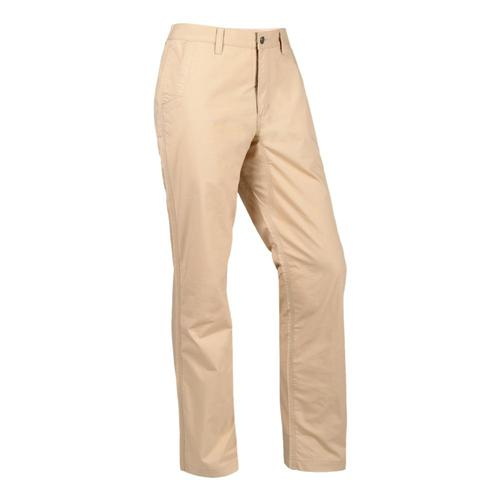 Mountain Khakis Men's Stretch Poplin Pants Relaxed Fit - 30in Inseam Khaki_140