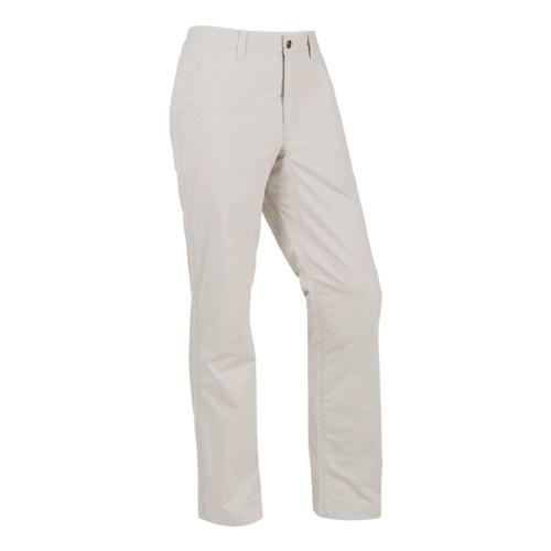 Mountain Khakis Men's Stretch Poplin Pants Relaxed Fit - 32in Inseam Oatmeal_158