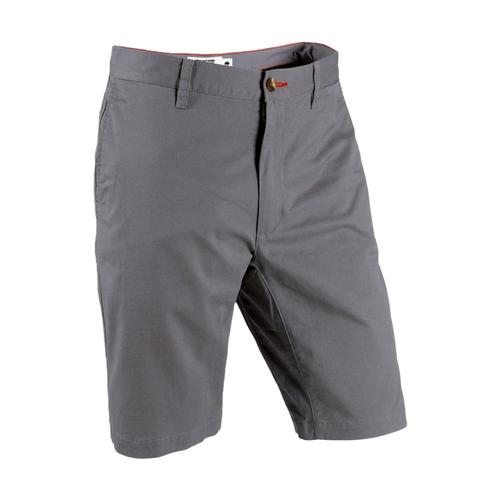 Mountain Khakis Men's Jackson Chino Slim Fit Shorts Gunmetal_577