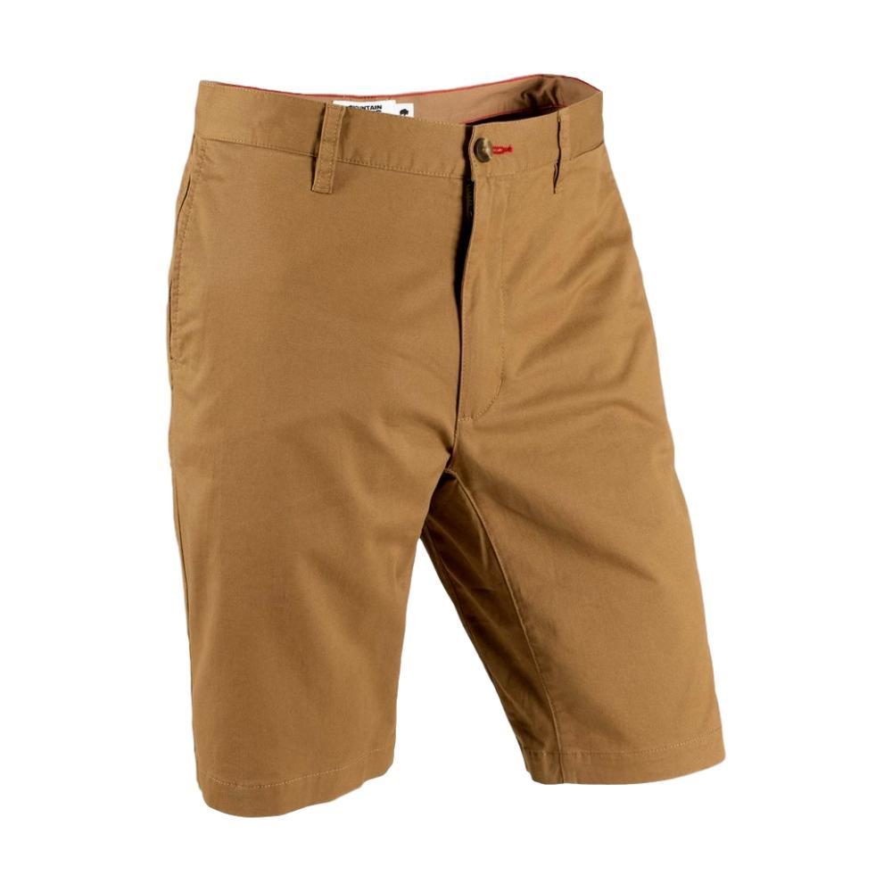 Mountain Khakis Men's Jackson Chino Slim Fit Shorts TOBACCO_441