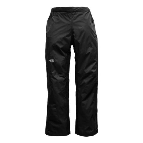 The North Face Women's Venture 2 Half Zip Pants - Short 30in Inseam Black_jk3