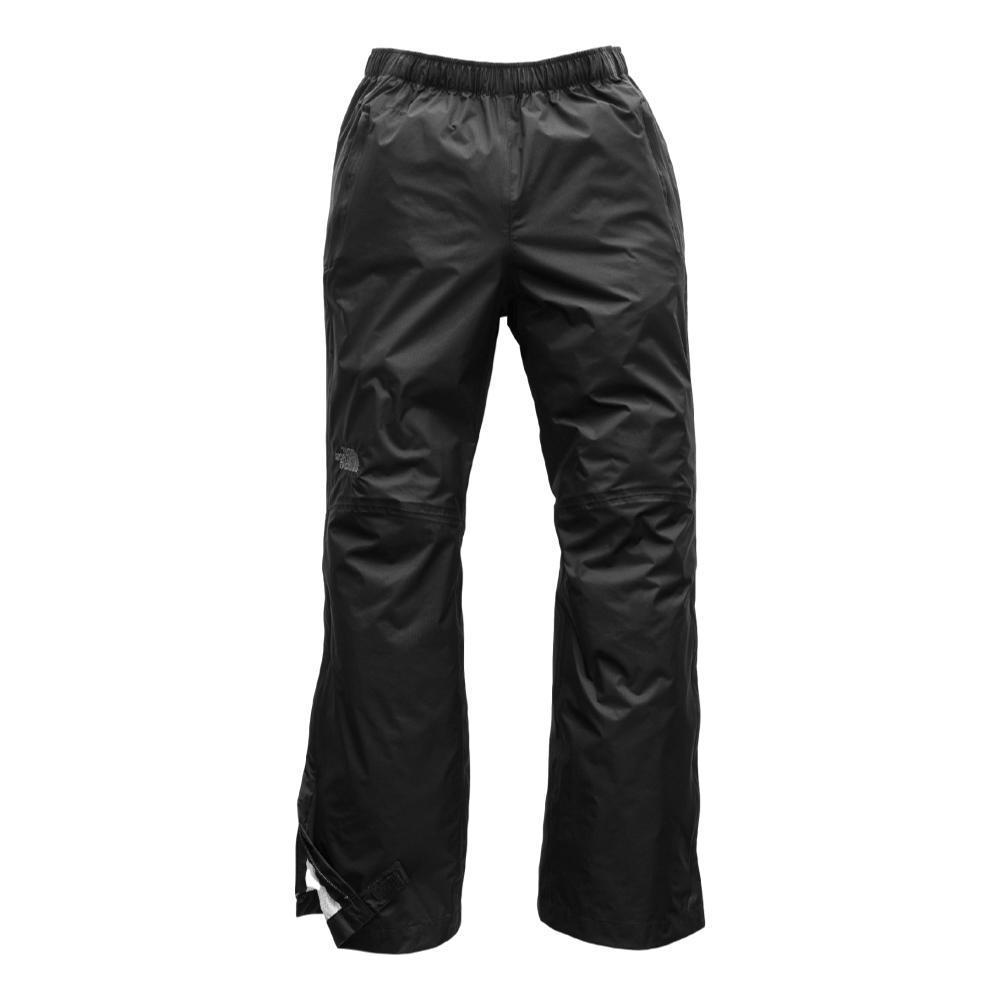 The North Face Men's Venture 2 Half Zip Pants - Short 30in Inseam BLK_KX7