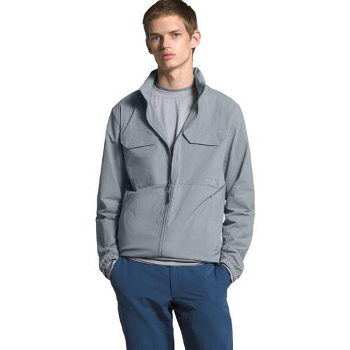 The North Face Men's Temescal Travel Jacket Midgry_v3t
