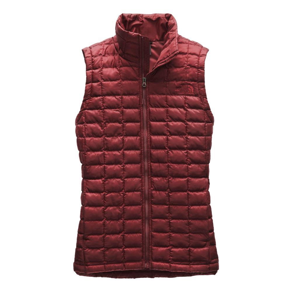 The North Face Women's ThermoBall Eco Vest GARNET_HA9
