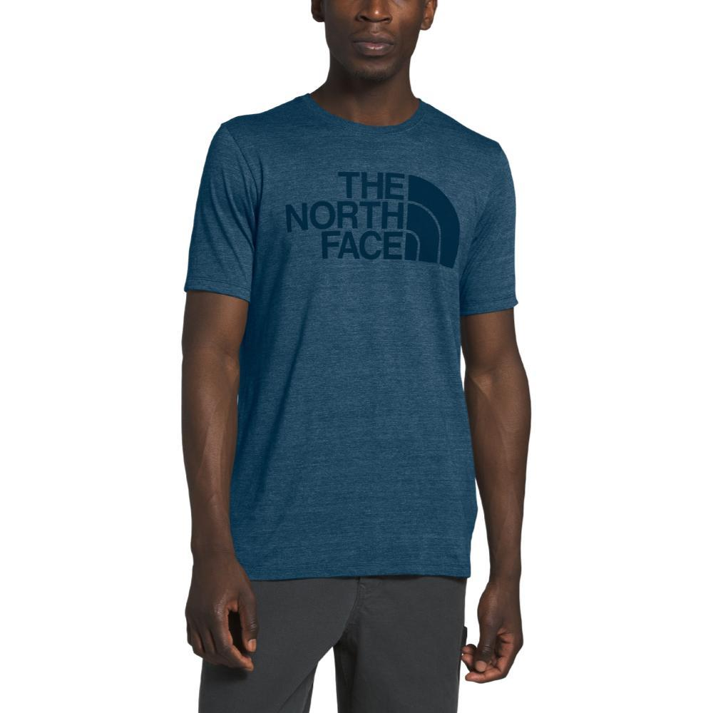 The North Face Men's Half Dome Tri-Blend Tee BLUEWT_1LG