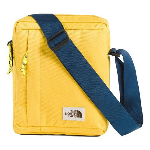 The North Face Cross Body Bag Yellow_pj9