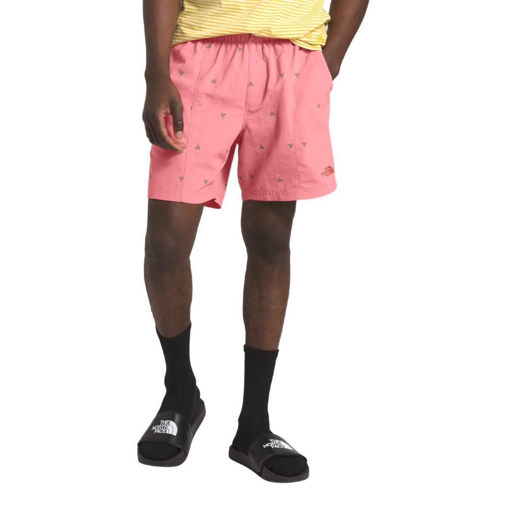 The North Face Men's Class V Pull-On Trunks - 5in MAUVE_QJW