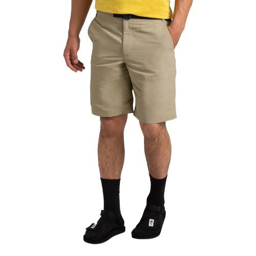 The North Face Men's Paramount Trail Shorts Beige_zdl