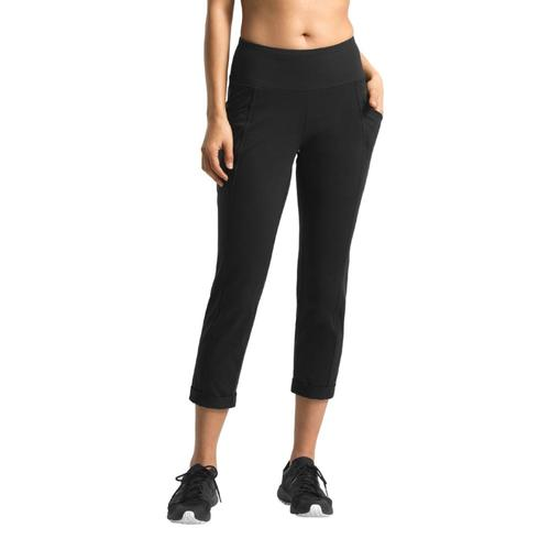 The North Face Women's Motivation High-Rise 7/8 Pants Black_jk3