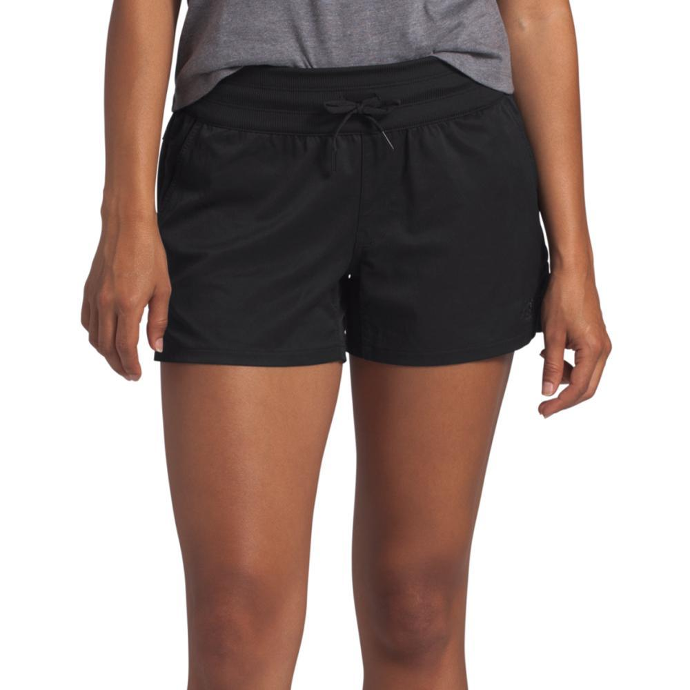 The North Face Women's Aphrodite Motion Shorts - 4in BLACK_JK3