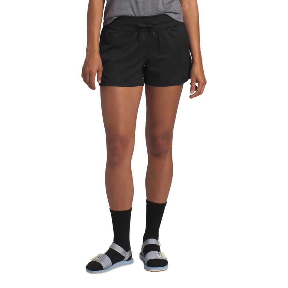 The North Face Women's Aphrodite Motion Shorts - 6in BLACK_JK3