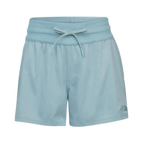 The North Face Women's Aphrodite Motion Shorts - 6in Trmalineblue_bdt