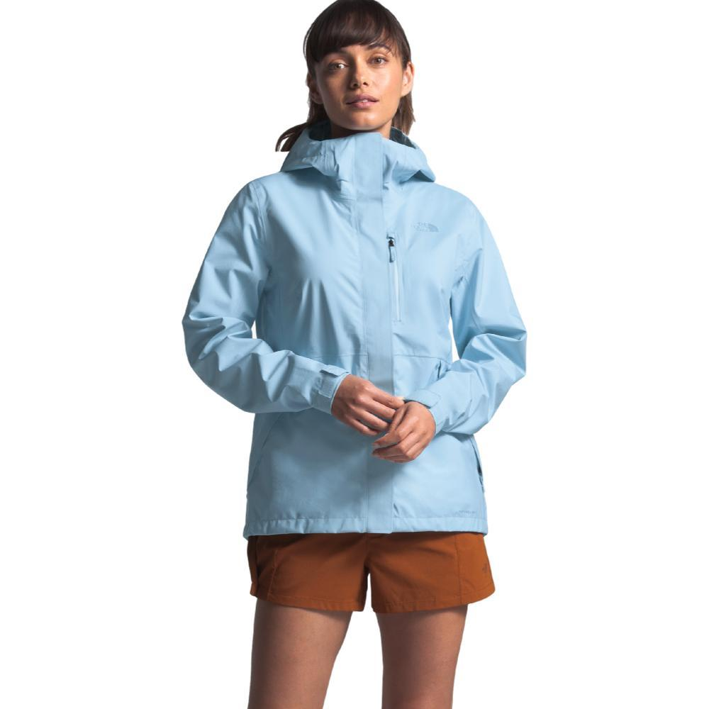 The North Face Women's Dryzzle Jacket BLUE_JH5