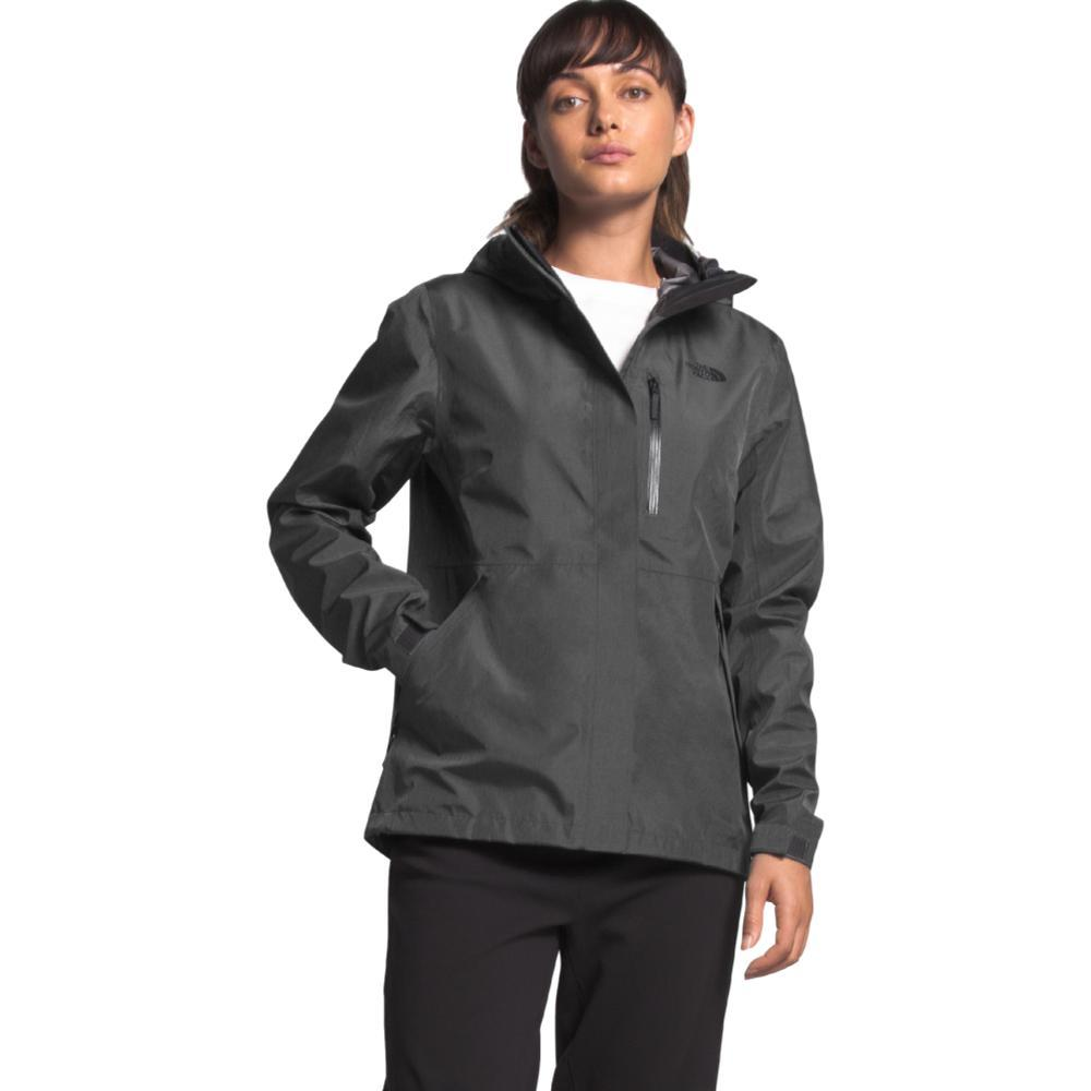 The North Face Women's Dryzzle Jacket GREY_DYZ