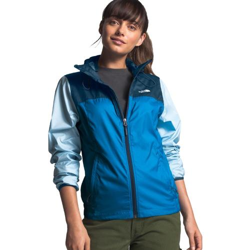 The North Face Women's Cyclone Jacket Blue_p02