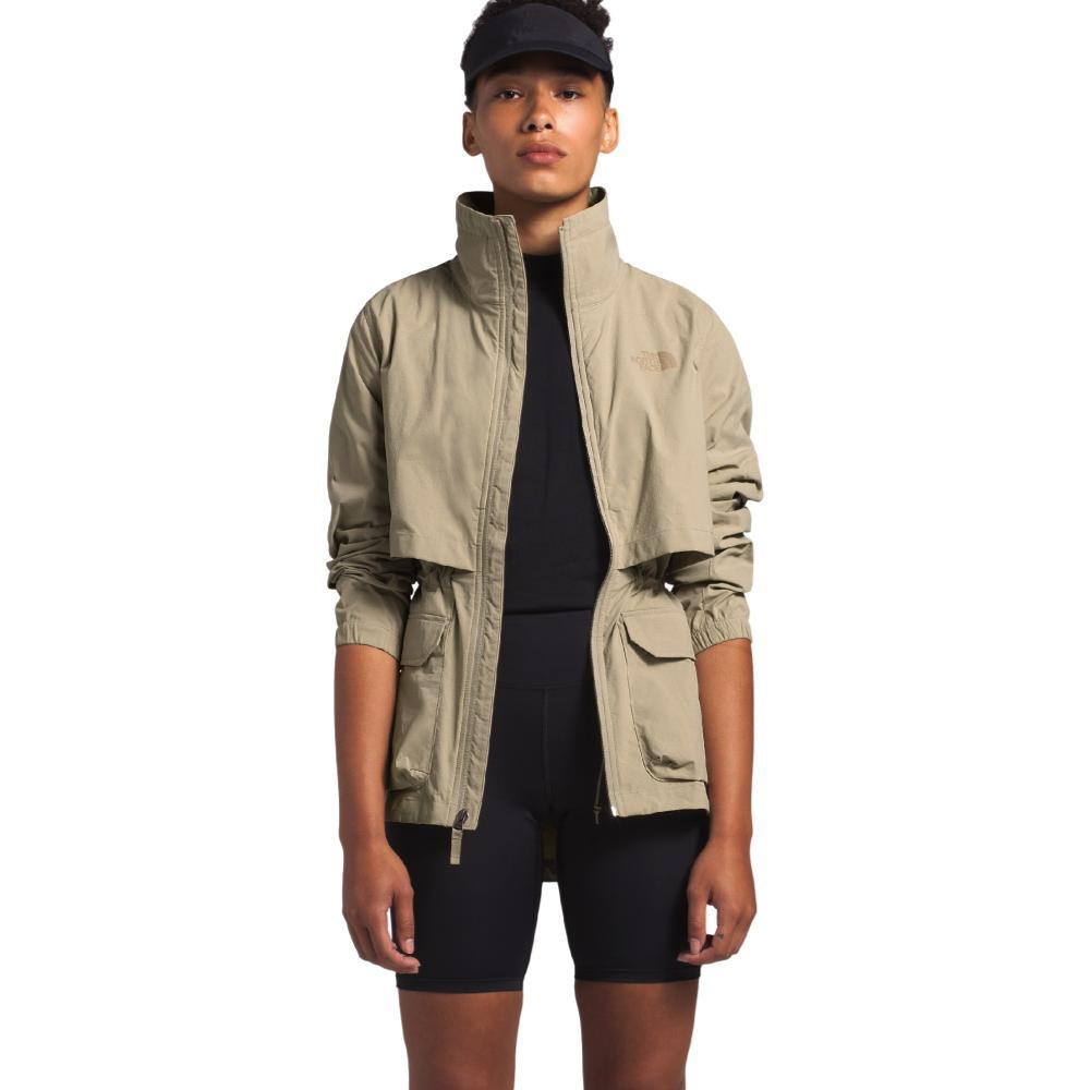 The North Face Women's Sightseer II Jacket BEIGE_ZDL