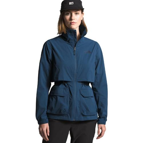 The North Face Women's Sightseer II Jacket Blue_hdc