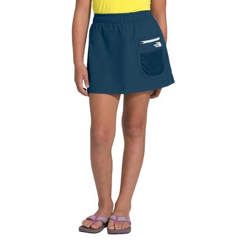 The North Face Girls High Class V Water Skort Blteal_n4l