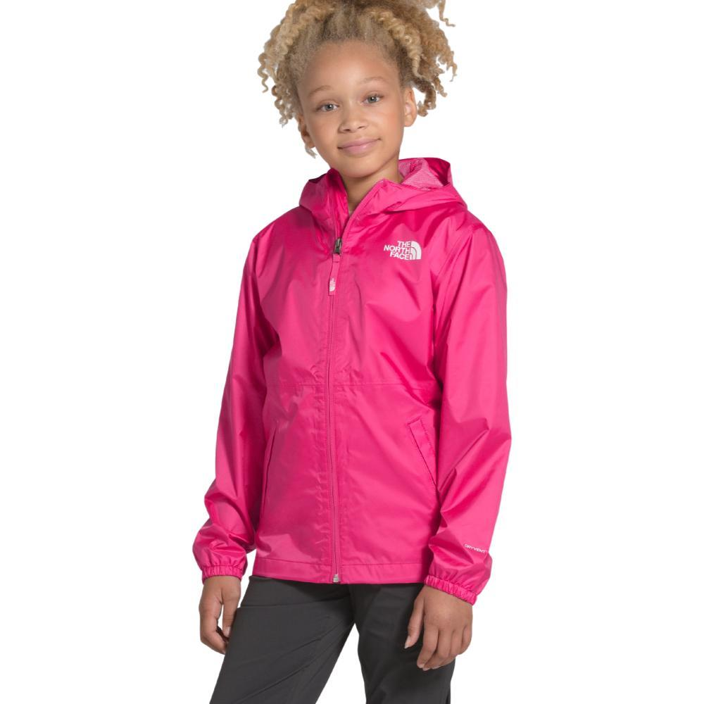 The North Face Kids Zipline Rain Jacket MRPINK_WUG