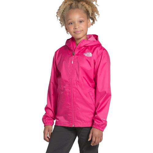 The North Face Kids Zipline Rain Jacket Mrpink_wug