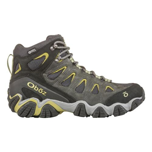 Oboz Men's Sawtooth II Mid Waterproof Hiking Boots Dkshadw