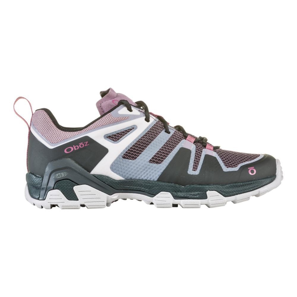 Oboz Women's Arete Low Hiking Shoes BLUSH