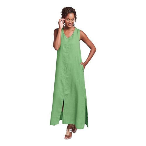 FLAX Women's Open Dress Ivy