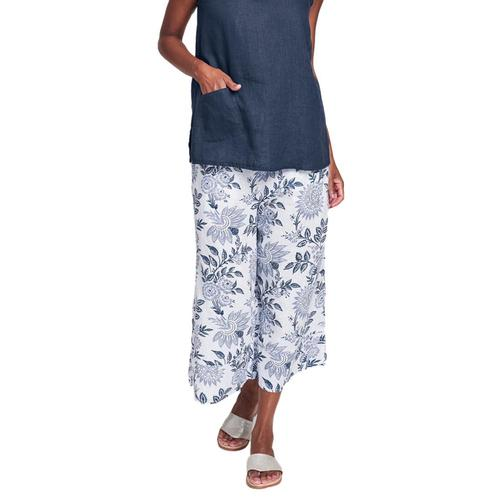 FLAX Women's Bloom Pants Bluenightflr