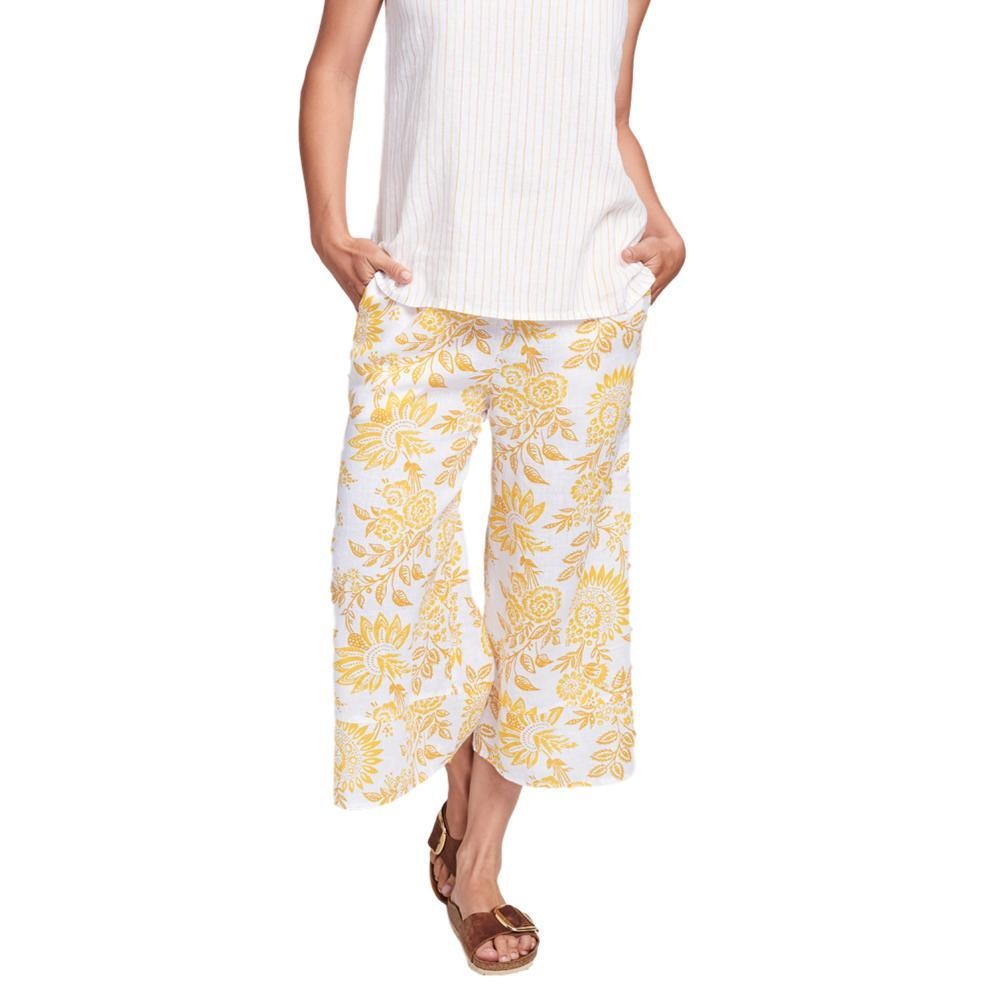 FLAX Women's Bloom Pants DAFFODILFLR