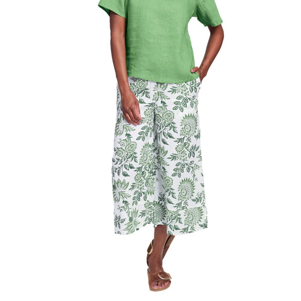 FLAX Women's Bloom Pants IVYFLORAL
