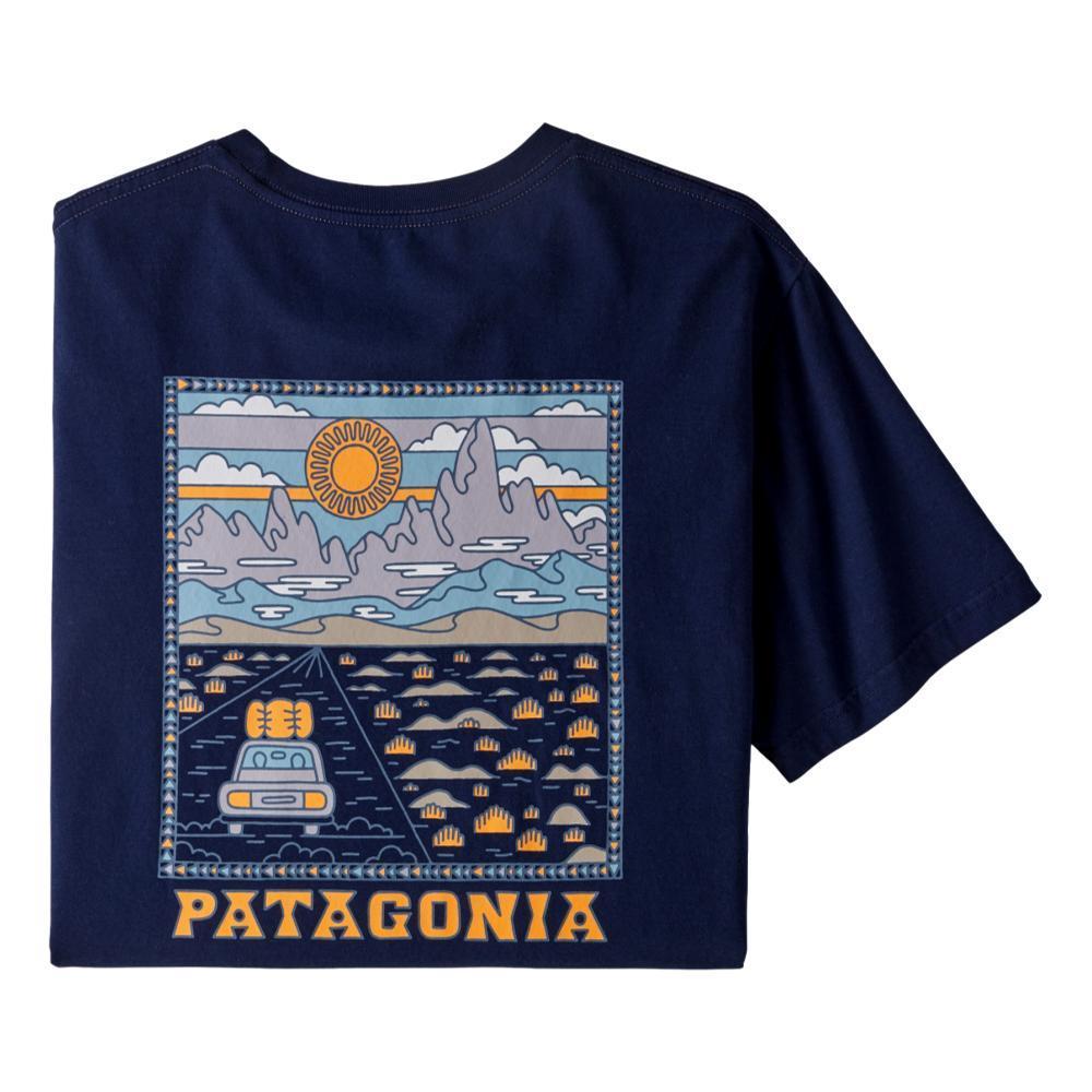Patagonia Men's Summit Road Organic Cotton T-Shirt CNY