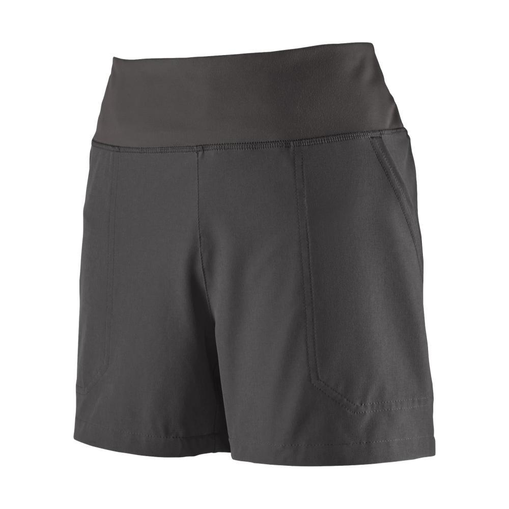 Patagonia Women's Happy Hike Shorts - 4in BLACK_INKB