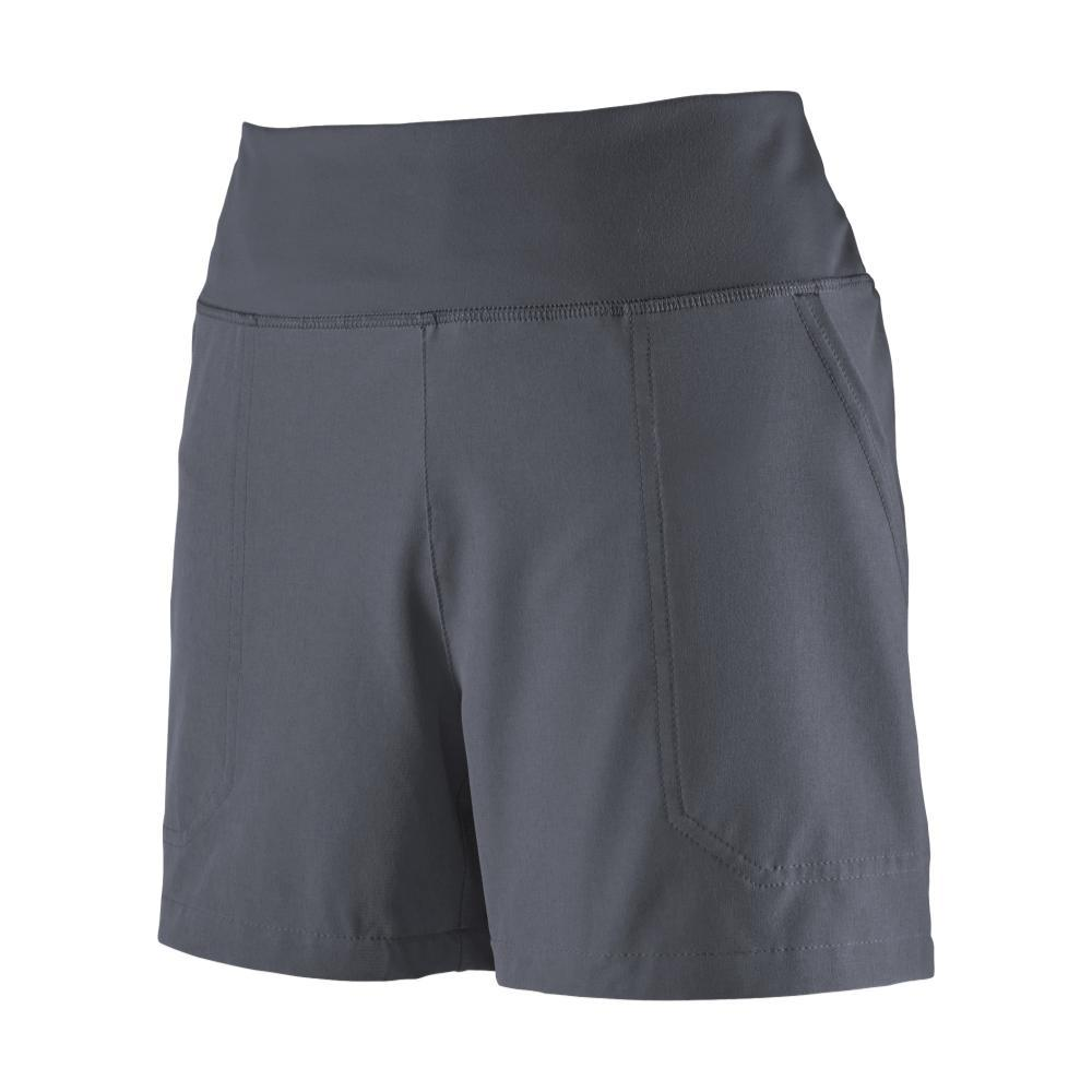 Patagonia Women's Happy Hike Shorts - 4in BLUE_SMDB