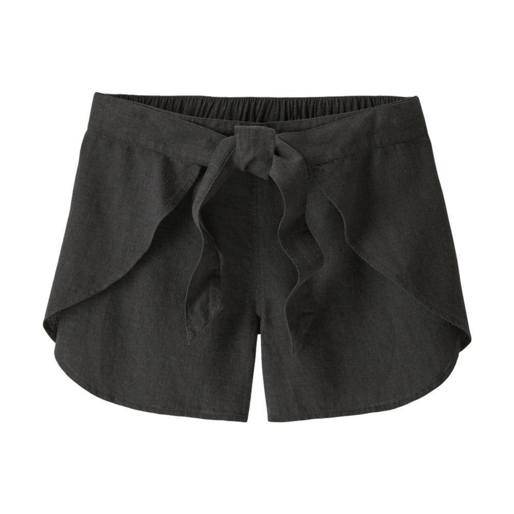 Patagonia Women's Garden Island Shorts - 4in BLACK_WWIB