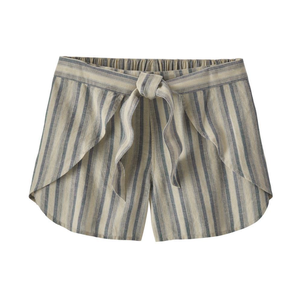 Patagonia Women's Garden Island Shorts - 4in DUSKS_DSPU