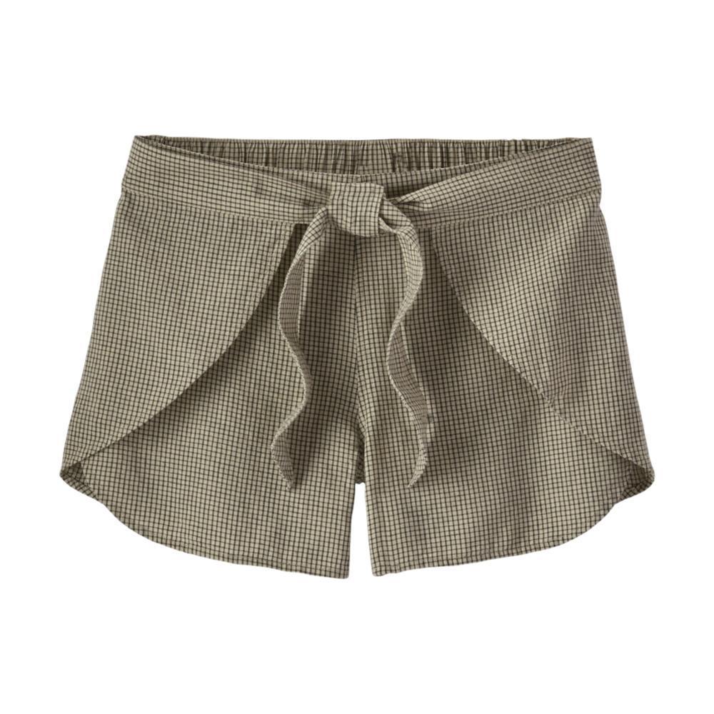 Patagonia Women's Garden Island Shorts - 4in PUMICE_CHPU