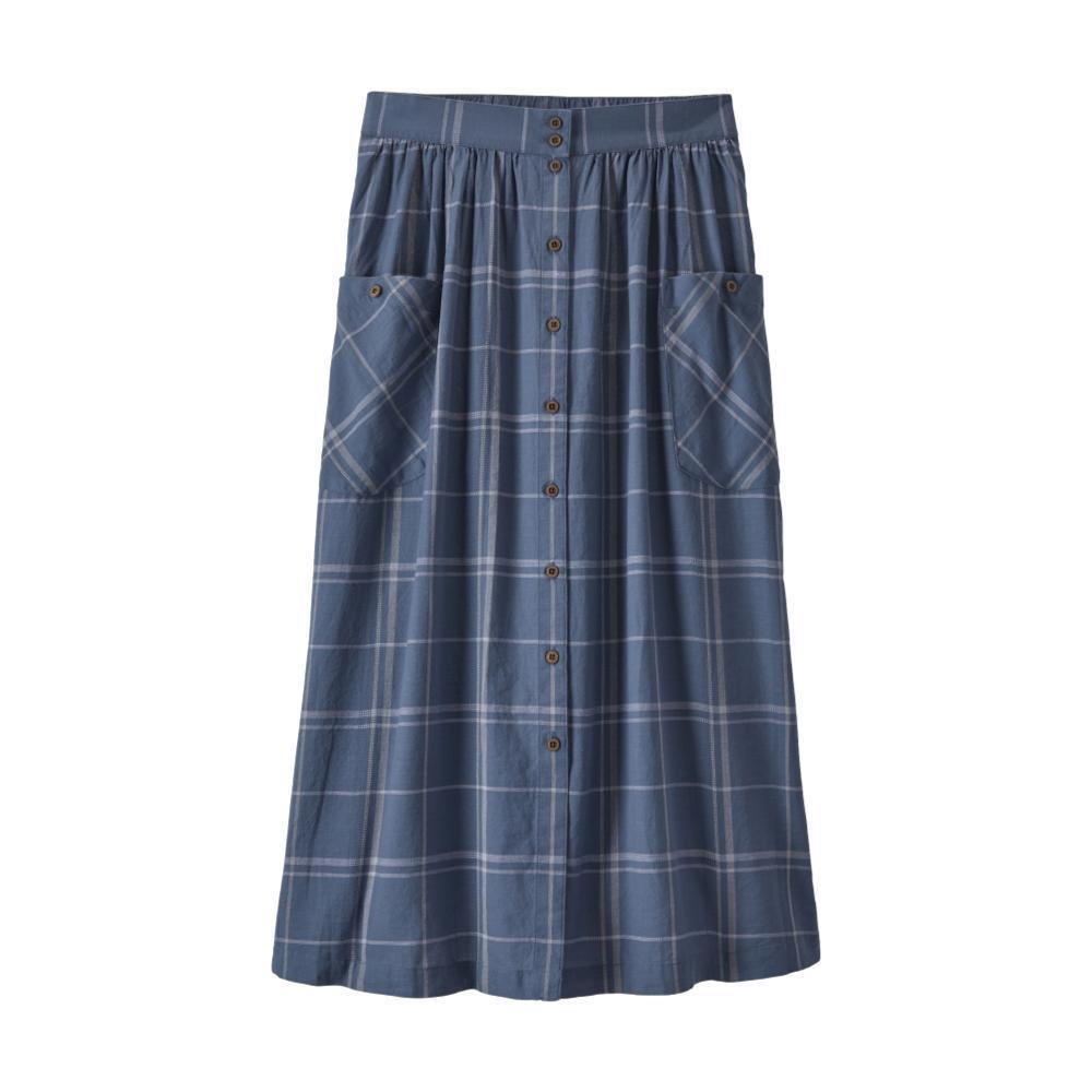 Patagonia Women's Lightweight A/C Skirt BLUE_HWDO