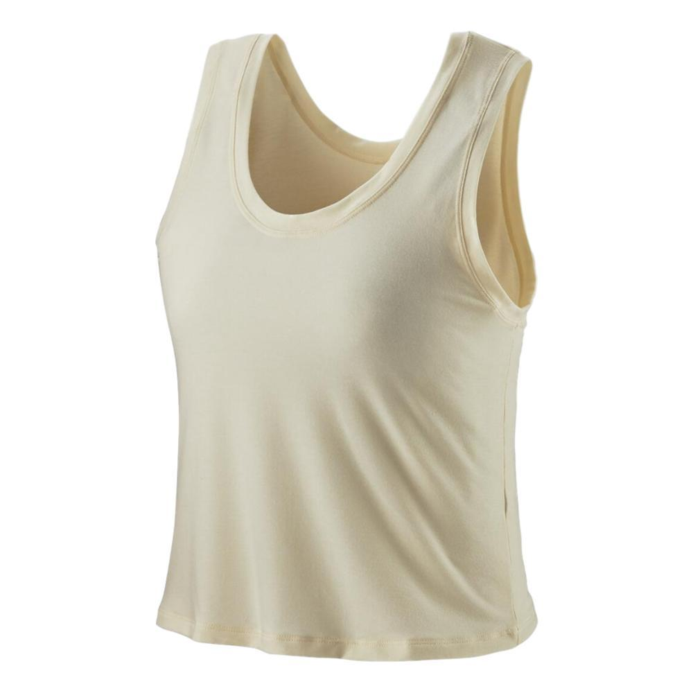 Patagonia Womens Glorya Twist Tank Top WHITE_WHWA