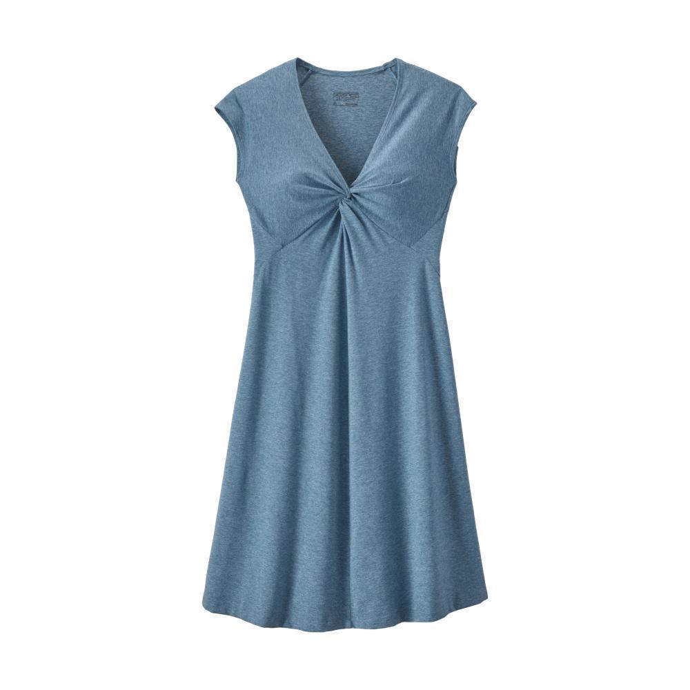 Patagonia Women's Seabrook Bandha Dress BLUE_PGBE