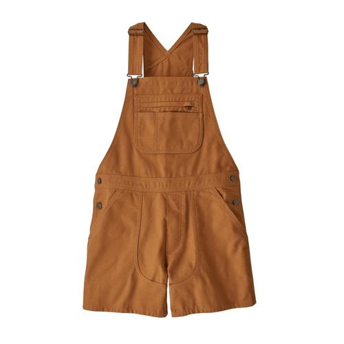 Patagonia Women's Stand Up Overalls Brown_umbr