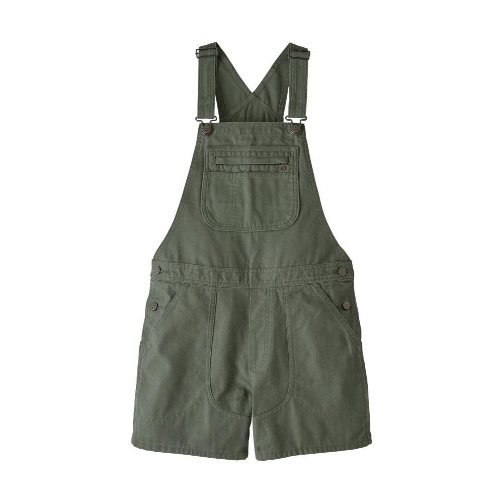 Patagonia Women's Stand Up Overalls GREEN_KAGR