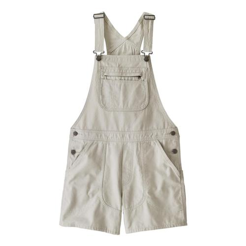 Patagonia Women's Stand Up Overalls White_dywh